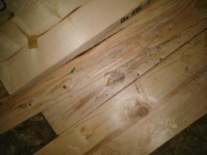 Dachboden - wie war das mit dem Rauchen?