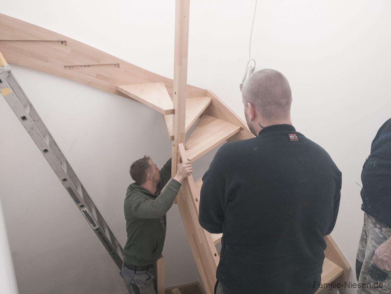 Die Treppe ist da, wir können wieder nach oben... - 20170405171522 Kampa Remagen Niesen IMG 20170405 171521 - 2