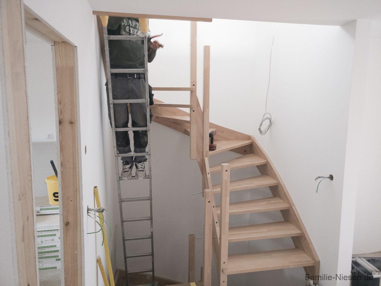 Die Treppe ist da, wir können wieder nach oben... - 20170405172758 Kampa Remagen Niesen IMG 20170405 172757 - 5