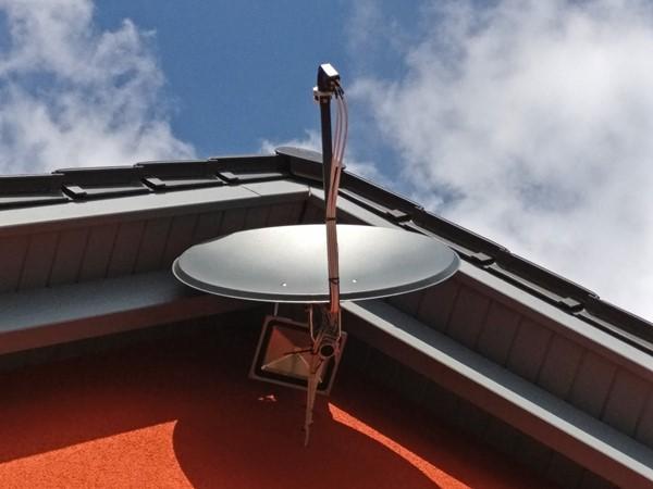 SAT und SAT-IP - Teil 1 der Aufbau - Fernsehen auf fast allen Geräten - 072817 1048 DSATundSAT3 - 5