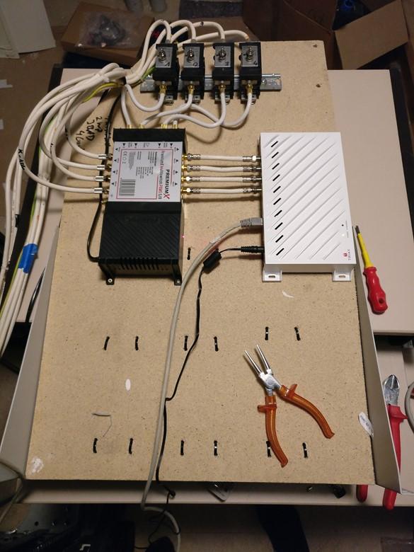 SAT und SAT-IP - Teil 1 der Aufbau - Fernsehen auf fast allen Geräten - 072817 1048 DSATundSAT6 - 8
