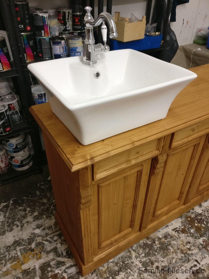 Wieder ein Update - Badezimmermöbel und Kundendienst - IMG 20170923 133823 - 14
